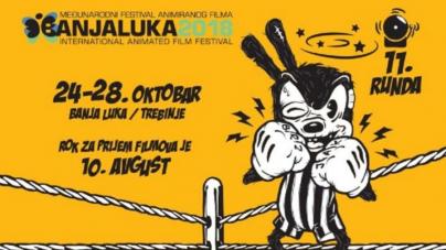"""Festival animiranog filma """"Banjaluka 2018"""" – Prijavljeno 517 animiranih filmova iz 39 zemalja"""