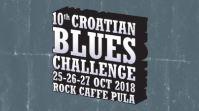 Počinje 10th Croatian Blues Challenge