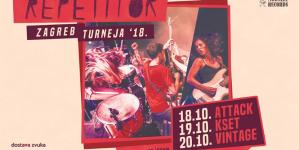 Poznate predgrupe na zagrebačkoj turneji Repetitora