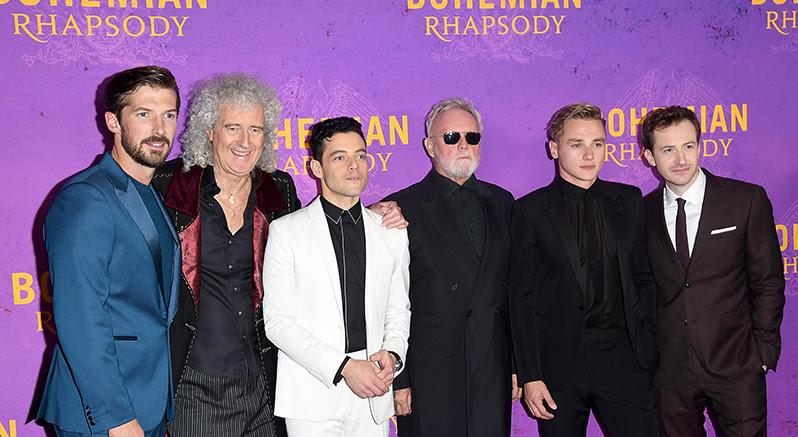 """Brajan Mej: Ponosni na to da je """"Bohemian Rhapsody"""" osvojio pet nominacija"""