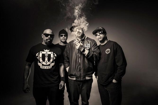 Cypress Hill dobili svoju zvijezdu na holivudskoj Stazi slavnih