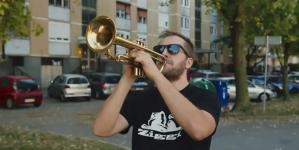 """Kandžija spotom za pjesmu """"Trube"""" najavio prvi zagrebački solo nastup"""