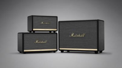 Marshall otkrio novu liniju nadograđenih kućnih bluetooth zvučnika