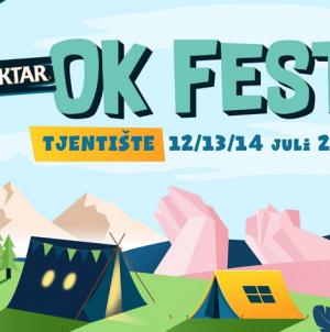 Najbolja OK zabava očekuje vas 12/13/14 jula 2019 na Tjentištu
