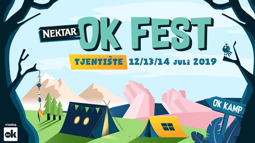 Ok fest 2019 Nektar OK Fest