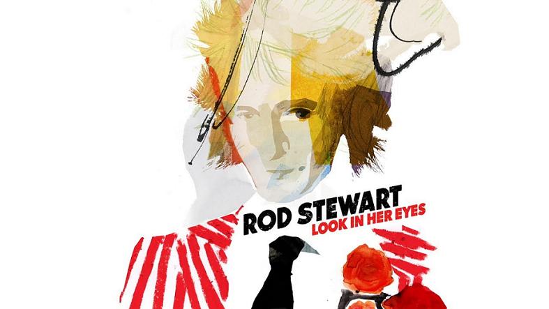 """Rod Stewart predstavio novi album """"Blood Red Roses"""""""