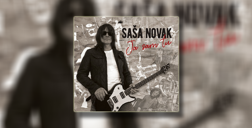 Saša Novak Ja sam tu