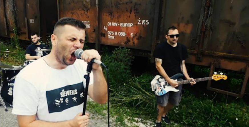 "The Shejvers objavili novi singl i spot ""Ostani"""