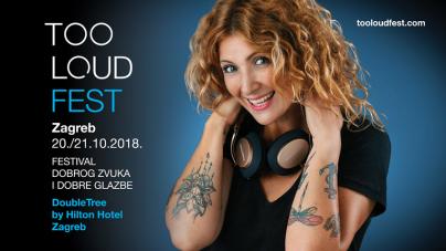 Too Loud Fest 2018 za vikend u Zagrebu