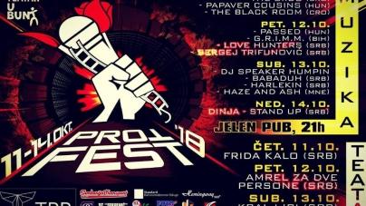 Četvrti po redu Protfest u Bijeljini od 11. do 14. oktobra
