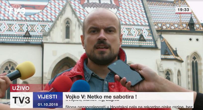 """Vojko V predstavio spot za singl """"Kako to?"""""""