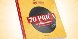 Hrvatska diskografska udruga predstavlja knjigu '70 priča o albumima povodom 70 godina od prvog izdanja'