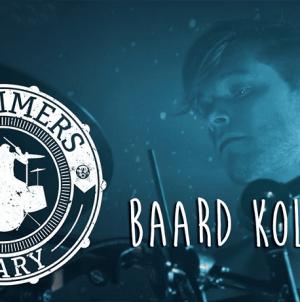"Drummers Diary predstavio dokumentarac ""Baard Kolstad of Leprous // Drummers Diary"""