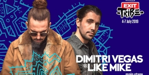 Dimitri Vegas & Like Mike na velikoj žurci zatvaranja Exita