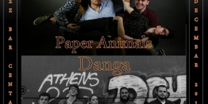 Danga, Paper Animals i Johnny Blunt ove subote u Jazz Bar Centru