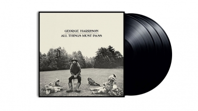 Na današnji dan: George Harrison – 'All Things Must Pass' (1970.)