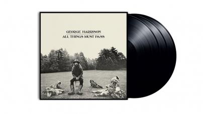 Na današnji dan: George Harrison – 'All Things Must Pass' (1970.)