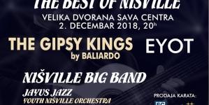Gipsy Kings u Sava Centru – Najbolje sa Nišvila u Beogradu