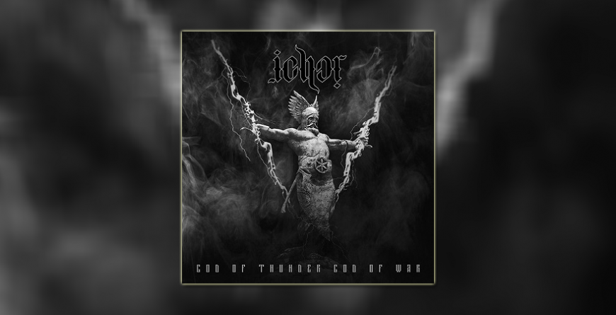 "Recenzija albuma: Ichor ""God of Thunder God of War"" – Buđenje australijskog uspavanog black metal kulta"