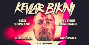 "Kevlar Bikini u Močvari promovira album ""Rants, Riffage and Rousing Rhythms"""