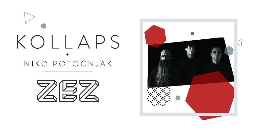 Kollaps i Niko Potočnjak sutra u KSET-u za zagrijavanje za novo izdanje ZEZ Festivala