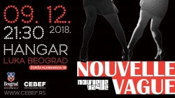 Nouvelle Vague 9. decembra u Beogradu