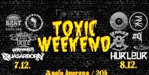 Poznata satnica PRIS Toxic Weekend festivala