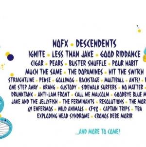 Propagandhi, NOFX i Descendents na festivalu Punk Rock Holiday 9