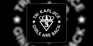 "Tri kapljice objavile album prvenac ""Girls are back"""
