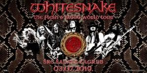 Whitesnake 3. srpnja dolazi na Šalatu