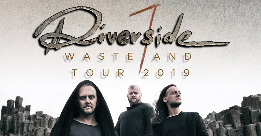 riverside wasteland tour 2019