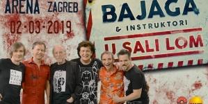 Bajaga i Instruktori najavljuju veliki koncert u zagrebačkoj Areni