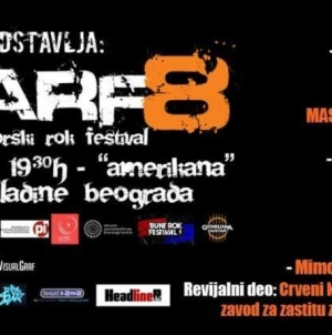 Poznati finalisti BARF8 – finale 23. decembra u Domu omladine Beograda