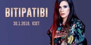 Bitipatibi 30. siječnja u zagrebačkom KSET-u