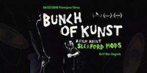 'Bunch of Kunst – A film about Sleaford Mods' premijera 6.12. u zagrebačkom Grif baru