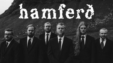 """Hamferð releases live video of """"Evst"""""""