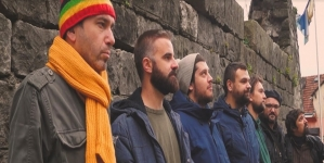 "Jall Aux Yeux ft. Mirzah, Saša Antić and Migrants predstavili singl i spot ""Adieu"""