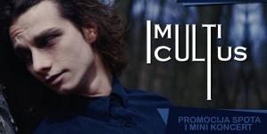 Promocija spota benda MultiCultus u banjalučkom Rock Symphony kafeu