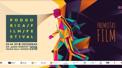 """3. """"Podgorica film festival"""" od 5. do 9. decembra"""
