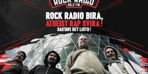 Rock Radio Beograd bira – Atheist Rap svira u SubBeernom centru 8. decembra