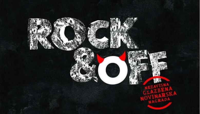 Objavljene nominacije prve nezavisne glazbene novinarske nagrade Rock&Off