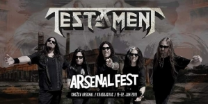Arsenal Fest 09 počinje sutra uz Testament, a slede Little Steven, Red Fang, Kurt Vile…
