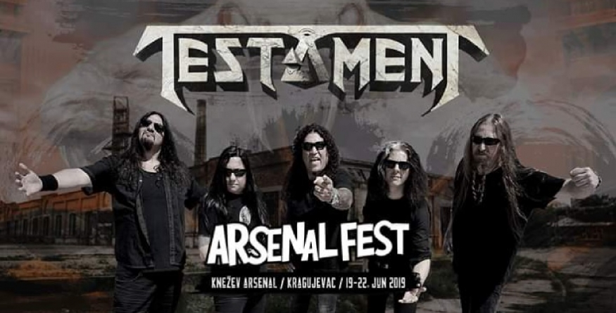 Testament prvo ime Arsenal Festa 09 u Kragujevcu
