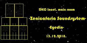 Zenicafaria Soundsystem 15. decembra u banjalučkom DKC-u Incel