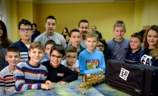 Donacijom vrijednog instrumenta muzičkoj školi u Prijedoru, ŠA Fest nastavlja svoju misiju