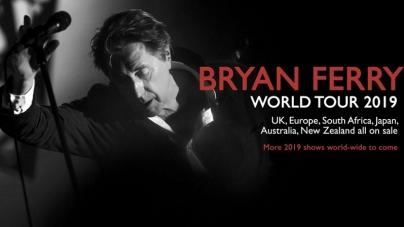 Bryan Ferry objavio datume koncerata u okviru svetske turneje u 2019.