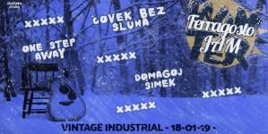 Ferragosto Winter JAM 18. siječnja u Vintage Industrialu