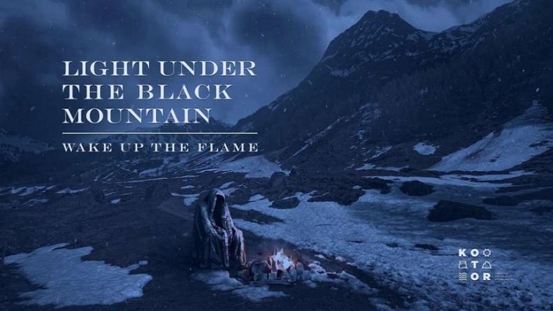 "Light Under The Black Mountain objavili novi singl ""Wake Up The Flame"""
