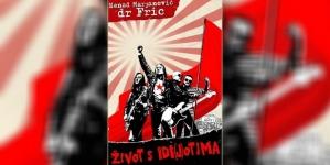 'Život s idi(j)otima' – stiže autobiografska knjiga Nenada Marjanovića Dr. Frica