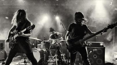 Punčke na turneji po Nizozemskoj i na Eurosonic Festivalu